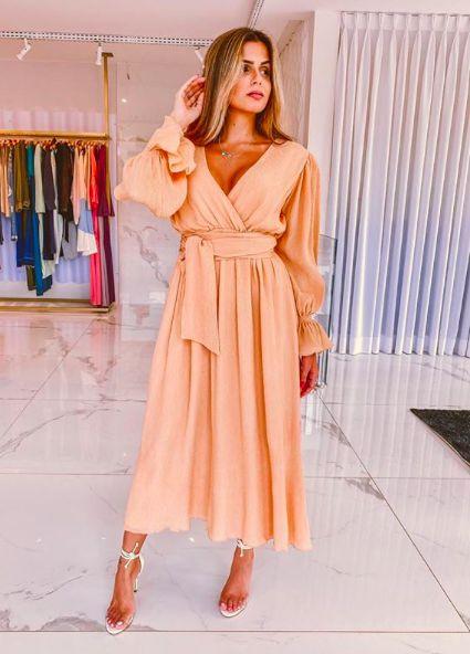 Vestido Florence Pérola - LENNA