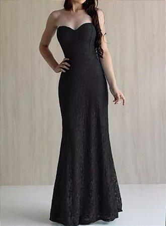 fce2c632c3 Vestido de Festa Tomara que Caia - Zapity Fashion