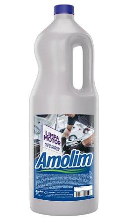 Limpa Motor Amolim 2lts Pacote C/6 Unid.
