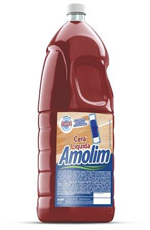 Cera Líquida Amolim 2lts Pacote C/6unid