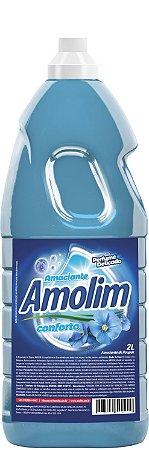 Amaciante de Roupas Amolim 2l