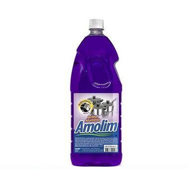 Brilho Alumínio Amolim 2lts