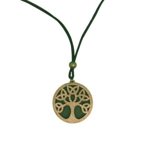 Colar Aromático Árvore da Vida