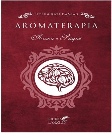 Livro Aroma e Psiquê