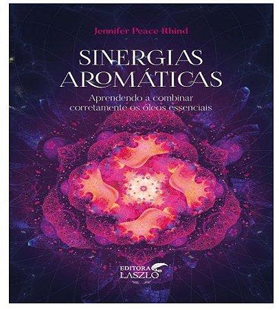Livro Sinergias Aromáticas Usado