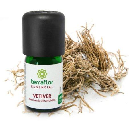 Óleo Essencial de Vetiver - 5ml