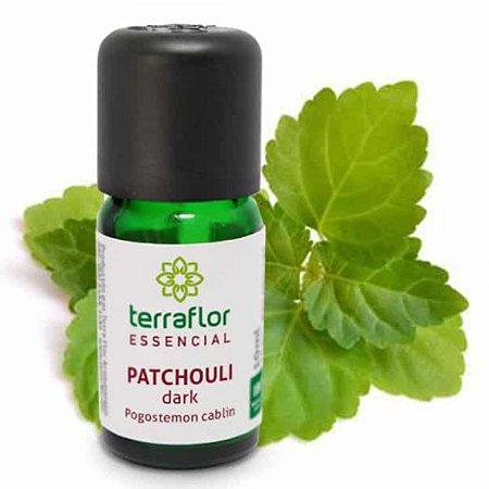 Óleo Essencial de Patchouli - 10ml