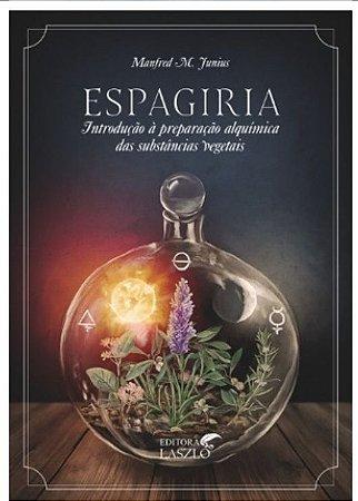 Livro Espagiria (usado)