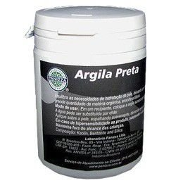 Argila Preta - 200g - Panizza