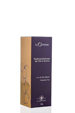Peeling Esfoliante de Uva e amora  150g