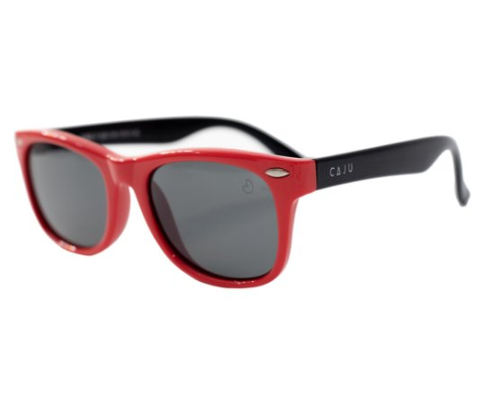 Óculos de sol infantil - Pula Corda - Vermelho