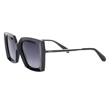 Óculos de sol quadrado - Masp - Preto