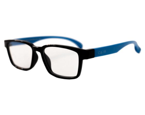 Óculos de grau infantil - Peteca - Preto