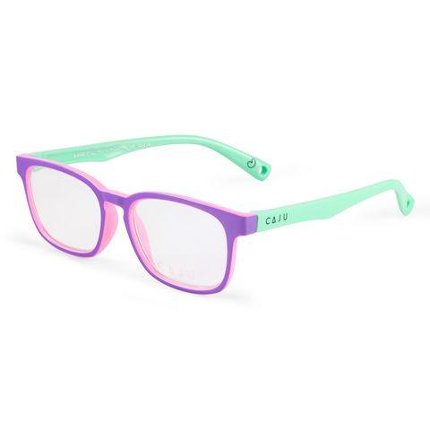 Óculos de grau infantil - Casinha - Lilás