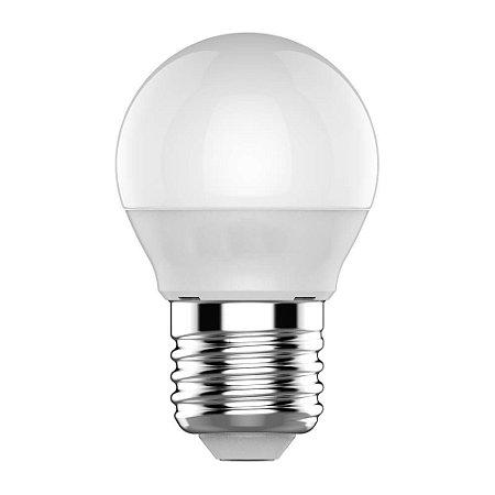 LAMPADA BOLINHA LED G45 4W 350LM E27 BIVOLT RENE