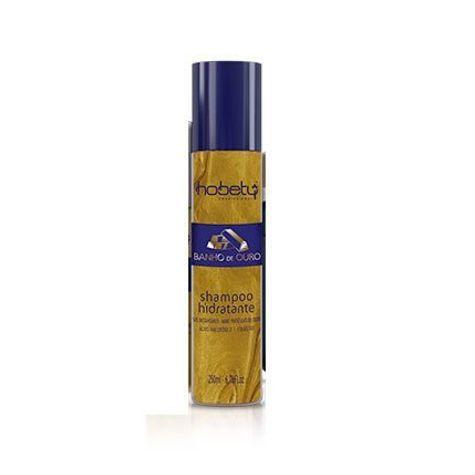 Shampoo Banho de Ouro Hidratante 250ml