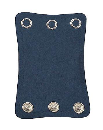Extensor de Body com 3 botões Azul Marinho