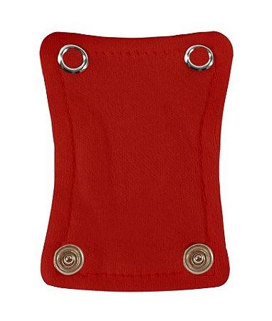 Extensor de Body com 2 botões Vermelho