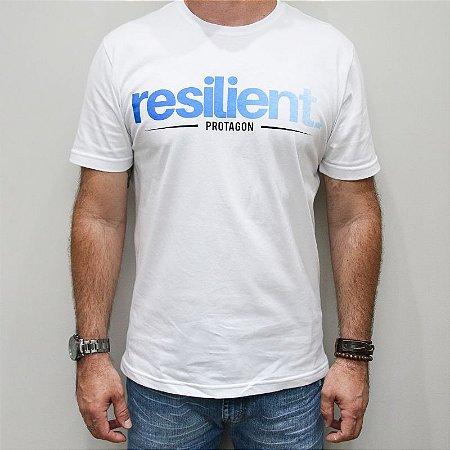 Camiseta Classic Resilient Degradê