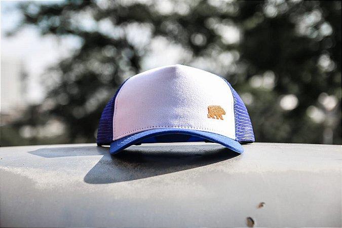 Trucker Azul - Urso