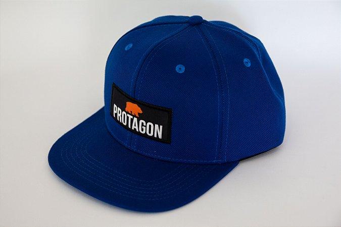 Azul Aba Reta - Protagon