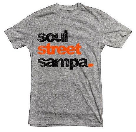 Camiseta Soul Street Sampa
