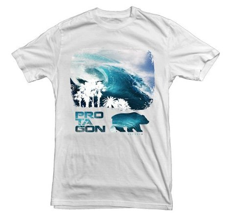 Camiseta Wave Protagon