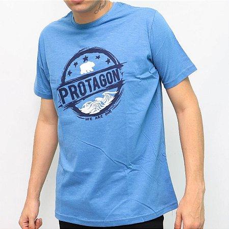 Camiseta Protagon Surf