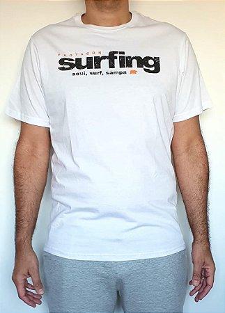 Camiseta Protagon Surfing