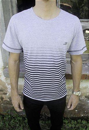 Camiseta Long Mescla Jr