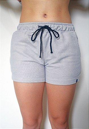 Shorts Moletom JR Mescla