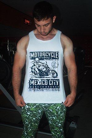 "Regata Branca ""MOTORCYCLE JR"""