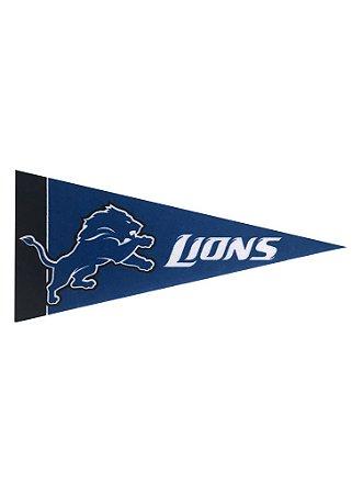 Mini Flâmula Detroit Lions
