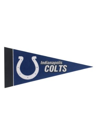 Mini Flâmula Indianapolis Colts