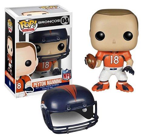 Funko POP! NFL - Peyton Manning #04 - Denver Broncos