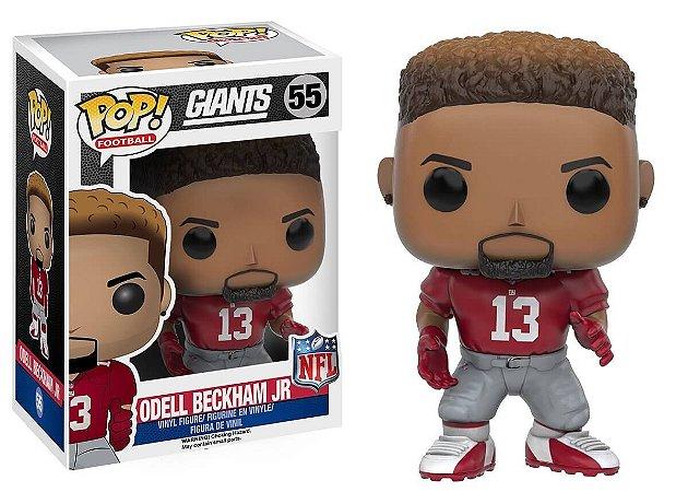 Funko POP! NFL - Odell Beckham Jr #55 - Red - New York Giants