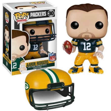 Funko POP! NFL - Aaron Rodgers #30 - Green Bay Packers