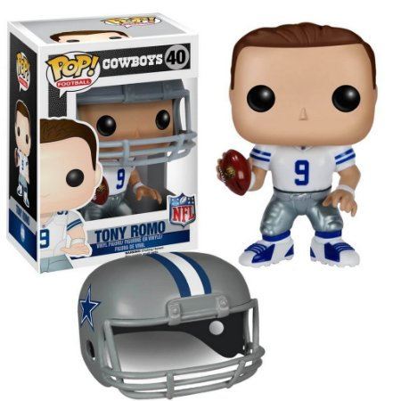 Funko POP! NFL - Tony Romo #40 - Dallas Cowboys