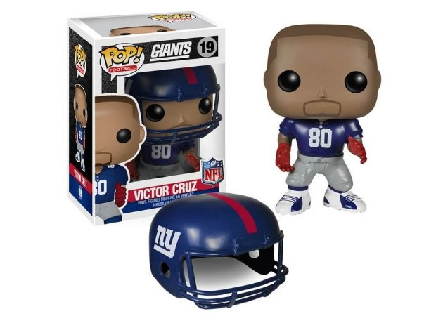 Funko POP! NFL - Victor Cruz #19 - New York Giants