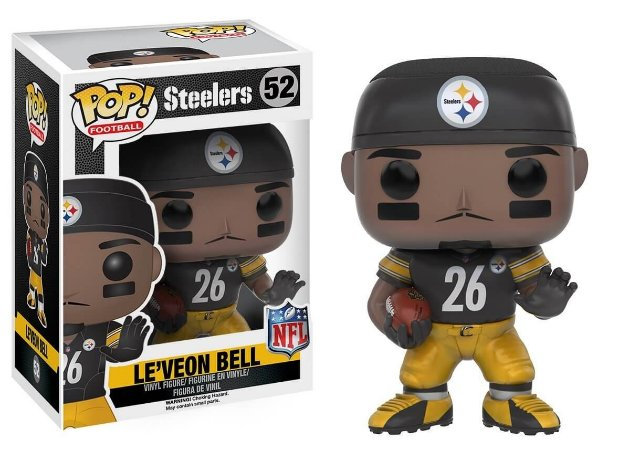 Funko POP! NFL - Le'Veon Bell #52 - Pittsburgh Steelers