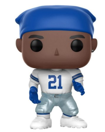 Funko POP! NFL - Deion Sanders Home - Dallas Cowboys #92