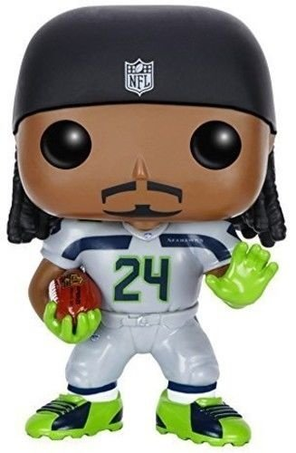 Funko POP! NFL - Marshawn Lynch #36 - Grey - Seattle Seahawks