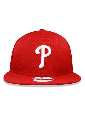 Boné New Era 950 Original Fit Philadelphia Phillies Vermelho