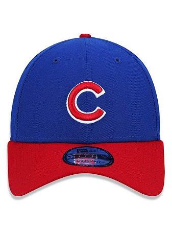 Boné New Era 940 Chicago Cubs Azul