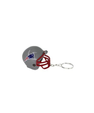 Chaveiro Capacete NFL - New England Patriots