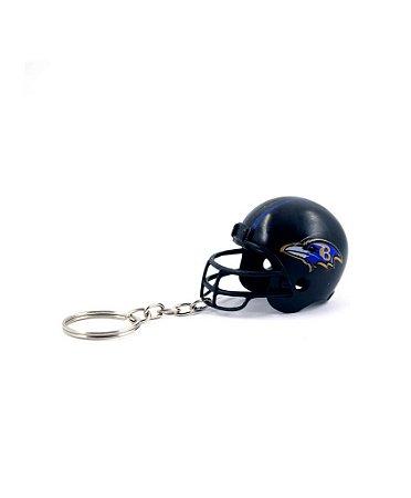 Chaveiro Capacete NFL - Baltimore Ravens