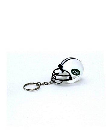 Chaveiro Capacete NFL - New York Jets