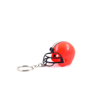Chaveiro Capacete NFL - Cleveland Browns