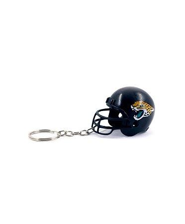 Chaveiro Capacete NFL - Jacksonville Jaguars
