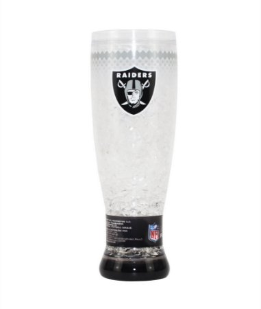Copo de Chopp NFL - Oakland Raiders